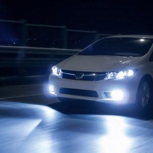 چراغ اتومبیل
