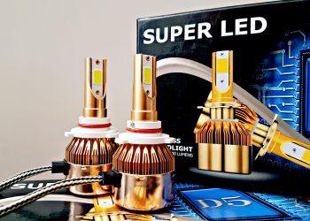 super LED D5